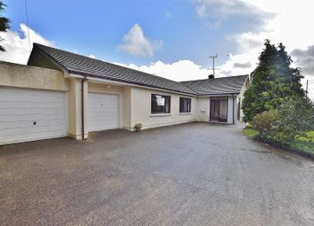 Thumbnail 4 bed detached bungalow for sale in Honeyborough Road, Neyland, Milford Haven