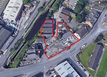 Thumbnail Commercial property for sale in Market Street, Milnsbridge, Huddersfield