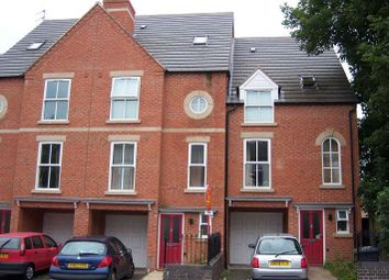Thumbnail 3 bed town house to rent in North Street, Derby