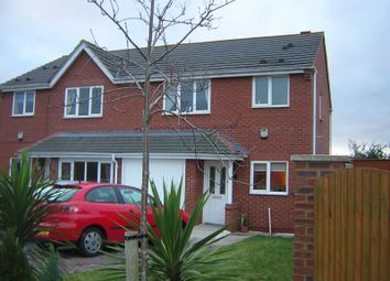 Thumbnail 3 bed property to rent in Wentworth Way, Lincoln