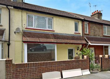 Thumbnail 3 bed terraced house for sale in Dudley Road, Brighton, East Sussex