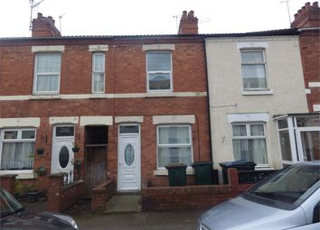 Thumbnail 2 bedroom terraced house to rent in Matlock Road, Coventry, West Midlands