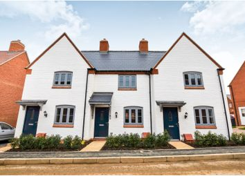 Thumbnail 2 bedroom terraced house for sale in 45 Juno Crescent, Brackley