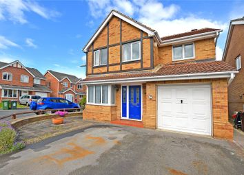 Thumbnail 4 bed detached house for sale in Sandringham Fold, Morley, Leeds, West Yorkshire