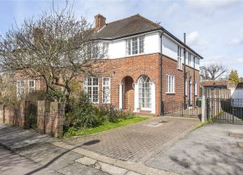 Thumbnail 4 bed semi-detached house for sale in Westhay Gardens, London