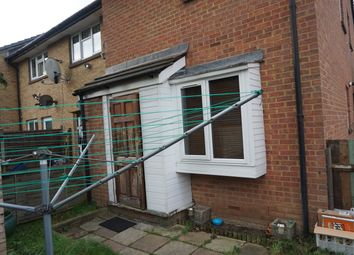 Thumbnail 1 bed end terrace house to rent in Laing Close, Hainault