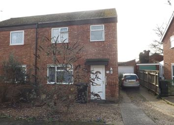 Thumbnail 3 bedroom property for sale in Shelley Way, Thetford