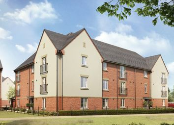 """Thumbnail 2 bedroom flat for sale in """"Markey House"""" at Forge Wood, Crawley"""