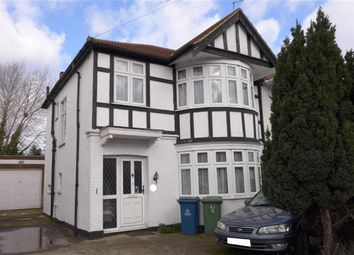 Thumbnail 3 bed semi-detached house for sale in Christchurch Avenue, Harrow, Middlesex