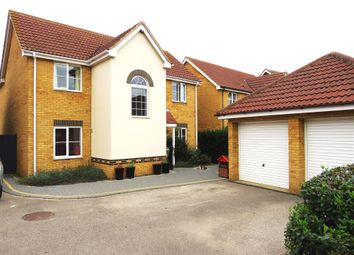 Thumbnail 4 bed detached house for sale in Teachers Close, Manea, March