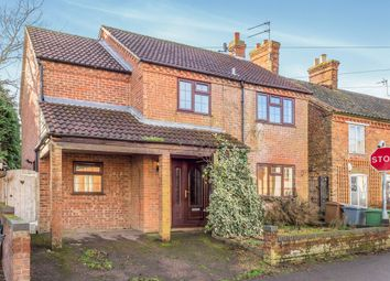 Thumbnail 4 bed detached house for sale in New Street, Cawston, Norwich
