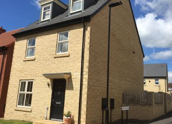 Thumbnail 4 bed detached house for sale in Bamford Close, Dodworth, Barnsley