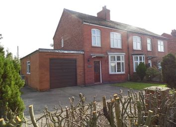 Thumbnail 3 bed semi-detached house to rent in Middlewich Road, Bradfield Green, Crewe