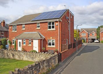 Thumbnail 4 bed semi-detached house for sale in Holly Tree Court, Hambleton, Selby