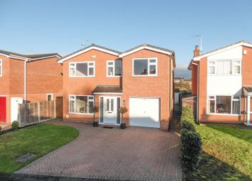 Thumbnail 4 bed detached house for sale in Hellath Wen, Nantwich