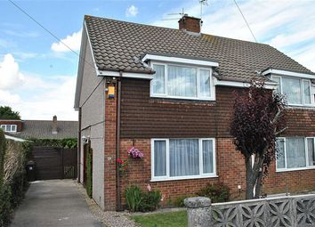 Thumbnail 3 bedroom semi-detached house to rent in Chiltern Close, Whitchurch, Bristol