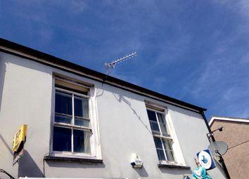 Thumbnail 2 bedroom flat to rent in High Street, Rhymney, Tredegar
