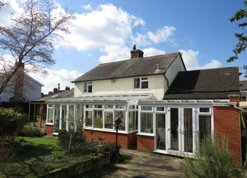 Thumbnail 3 bed detached house for sale in Mill Hill, Capel St. Mary, Ipswich