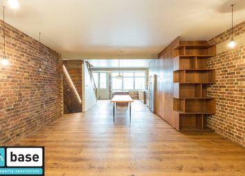 Thumbnail 3 bed flat to rent in Charlotte Road, London