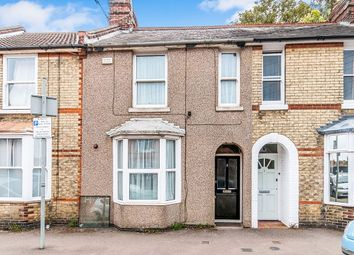 Thumbnail 3 bed terraced house to rent in North Holmes Road, Canterbury