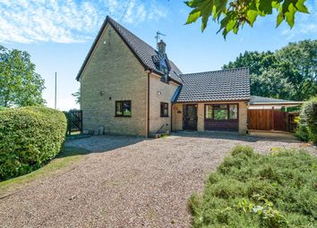 Thumbnail 3 bedroom detached house for sale in The Green, Woolpit, Bury St. Edmunds