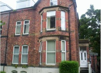 Thumbnail 1 bed flat to rent in Cearns Road, Prenton