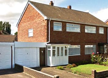 Thumbnail 3 bed detached house to rent in Lea Avenue, Wednesbury