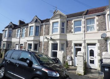 Thumbnail 1 bed flat to rent in Stanley Grove, Weston-Super-Mare, North Somerset