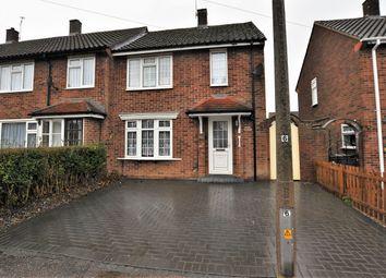 Thumbnail 2 bed semi-detached house for sale in The Plashets, Sheering, Bishops Stortford, Hertfordshire