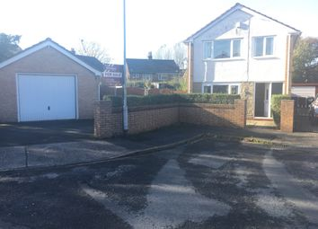 Thumbnail 3 bed detached house for sale in Redwood Avenue, Leyland