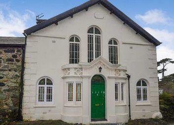 Thumbnail 5 bed detached house for sale in Capel Bethel, Llwyngwril, Gwynedd