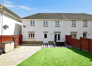 Thumbnail 3 bed semi-detached house for sale in Eaton Place, Larkfield, Aylesford, Kent