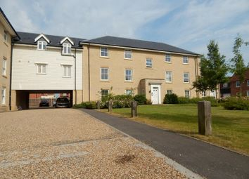 Thumbnail 2 bed flat to rent in Ryefield Road, Mulbarton, Norwich