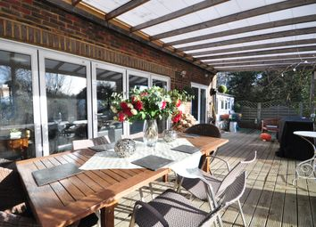 Thumbnail 3 bed semi-detached house to rent in Horsham Road, Beare Green, Dorking