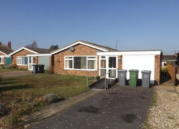Thumbnail 3 bedroom bungalow for sale in Wickham Market, Woodbridge, Suffolk