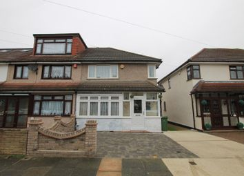 Thumbnail 3 bed end terrace house for sale in Bruce Avenue, Hornchurch