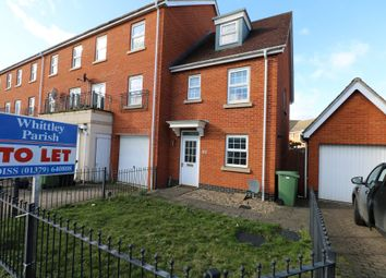Thumbnail 3 bedroom semi-detached house to rent in Victory Court, Diss