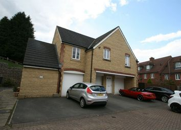 Thumbnail 2 bed flat to rent in Parsons Close, Dursley, Gloucestershire