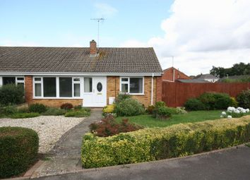 Thumbnail 3 bed semi-detached bungalow for sale in Parkwood Crescent, Hucclecote, Gloucester