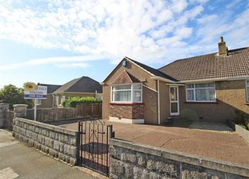 Thumbnail 2 bed semi-detached bungalow for sale in Mayfair Crescent, Crownhill, Plymouth
