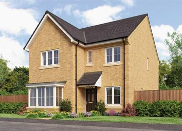 "Thumbnail 4 bedroom detached house for sale in ""The Mitford"" at Backworth, Newcastle Upon Tyne"
