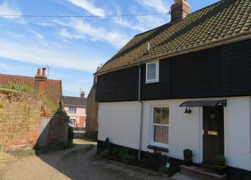 Thumbnail 3 bed cottage for sale in London Road, Halesworth