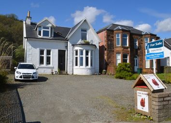 Thumbnail 4 bedroom detached house for sale in Shore Road, Sandbank, Argyll And Bute