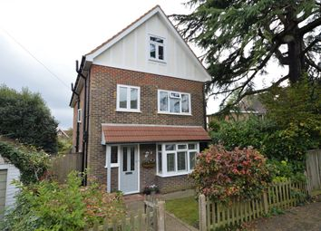 Thumbnail 4 bed detached house for sale in Evesham Road North, Reigate