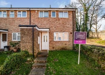 3 bed end terrace house for sale in Porchester Close, Hartley, Longfield DA3