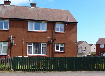 Thumbnail 1 bed flat to rent in Burns Terrace, Cowie FK7,