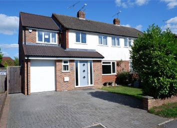 Thumbnail 4 bed semi-detached house for sale in Hilltop Road, Twyford, Berkshire