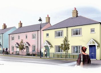 Thumbnail 2 bed semi-detached house for sale in Nansledan, Quintrell Road, Newquay, Cornwall