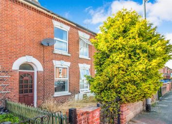 Thumbnail 2 bedroom terraced house for sale in Carshalton Road, Norwich