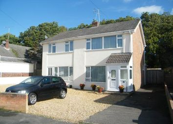 Thumbnail 3 bedroom semi-detached house for sale in Upton, Poole, Dorset